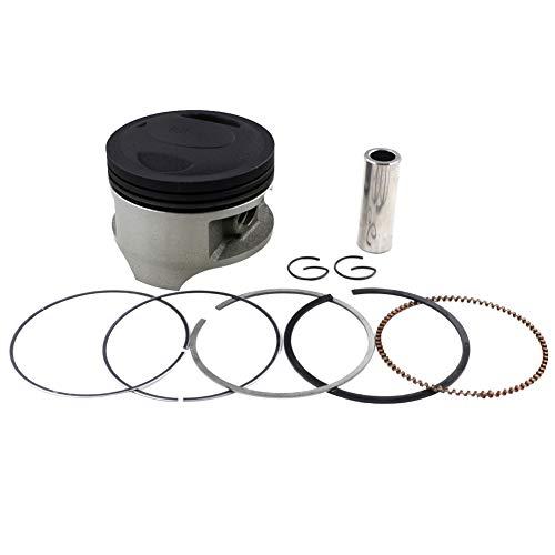AHL Diamètre du cylindre:66mm Pistons et segments pour SP200 1986-1988 / DF200 1986-2000
