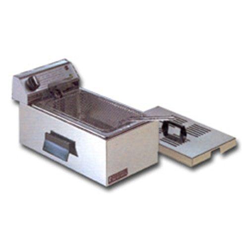 Cenedese F620 Friggitrice Professionale In Acciaio Inox da 2 Litri