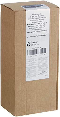 Amazon Basics - Insekten- und Schmutzentferner, 500ml, Sprühflasche