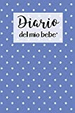 Diario del Mio Bebe': 90 Schede prestampate per registrare l'allattamento giornaliero, le variazioni di peso e il Cambio di pannolini. Ideale per Neo- Mamme!