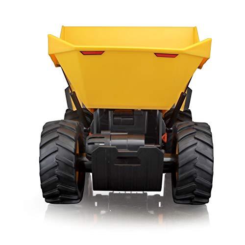 RC Auto kaufen LKW Bild 2: Maisto 582056 Fahrzeug mit Fernbedienung, gelb*