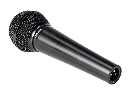 Monoprice Performance Dynamic Vocal Microphone with Clip (600058)
