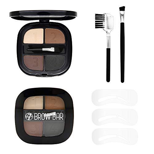 W7 | Eyebrow Kit | Brow Bar Eyebrow Set | Shape and Tame Your Brow