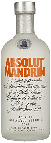 Absolut Wodka Mandrin (1 x 0,7 l)