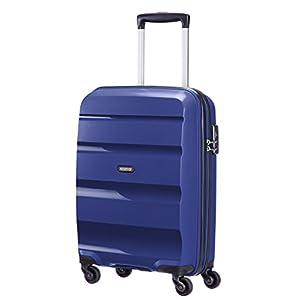 American Tourister – Bon Air – Spinner Equipaje de mano 55 cm, 32 L, Azul (Midnight Navy)