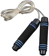 Speed Jump Rope Bearing Wire Jumping Rope met lager springen Fitness Oefening Aerobics Boksaccessoires Verstelbare 2.8M ...