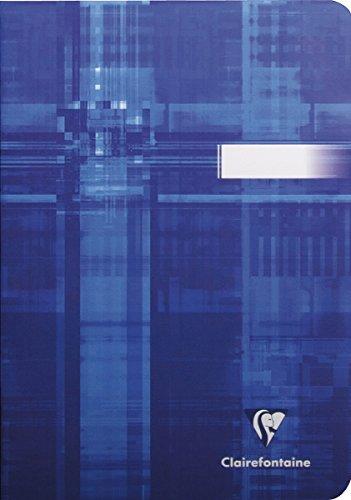 Clairefontaine 63686C Schulheft (DIN A5, liniert, 90g, 48 Blatt) 1 Stück farbig sortiert