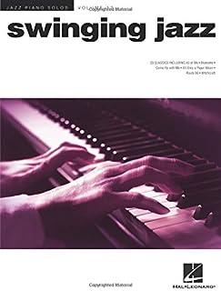Swinging Jazz: Jazz Piano Solos Series Volume 12