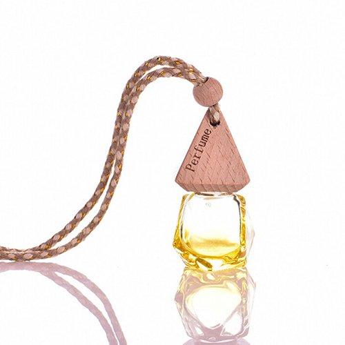Yibenwanligod cristal vacío Mini recargable frasco