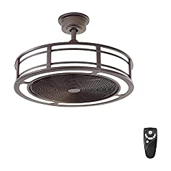 Top 5 Best Cage Enclosed Ceiling Fans 8