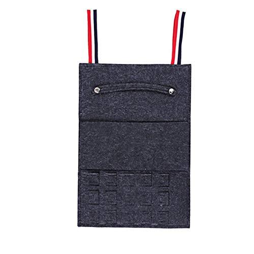Bolsa de almacenamiento portátil para collar y pendientes de viaje