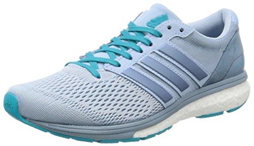 adidas Adizero Boston 6W Running Shoes, Blue–(azusen/azutac/azuene) 371/3