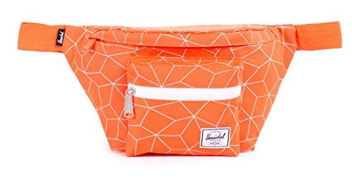 Herschel Riñonera Seventeen Naranja