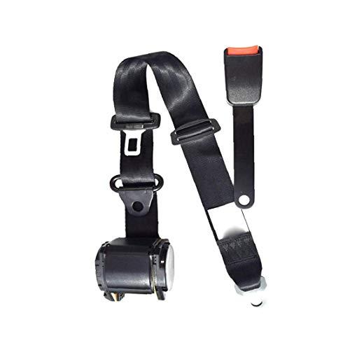 3 Punto De Asiento Ajustable Kit De Seguridad del Cinturón...