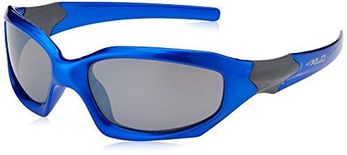 XLC Unisex– Erwachsene SG-K01 Kinder-Sonnenbrille, blau, Einheitsgröße