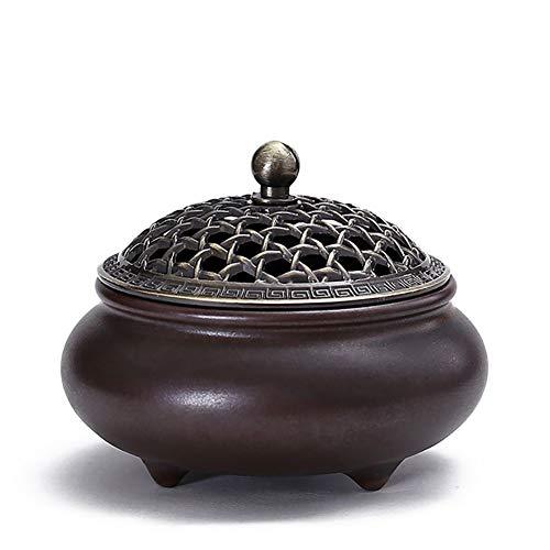 Great Features Of LHBNH Burner Incense Burner Incense Burner Ceramic Retro Sandalwood Incense Burner...
