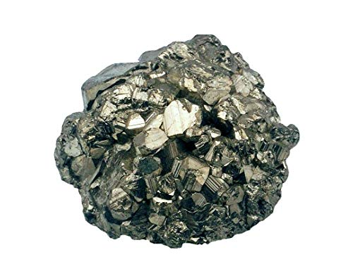 Gypsy Palace Pure Specimen Quality Coco Pyrite Nature's Geometry Prosperity Goodluck (1.5-3 in)