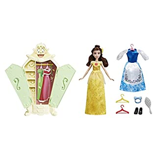 Disney Princess Belle's Wardrobe Style Set (B076QJ959T) | Amazon price tracker / tracking, Amazon price history charts, Amazon price watches, Amazon price drop alerts