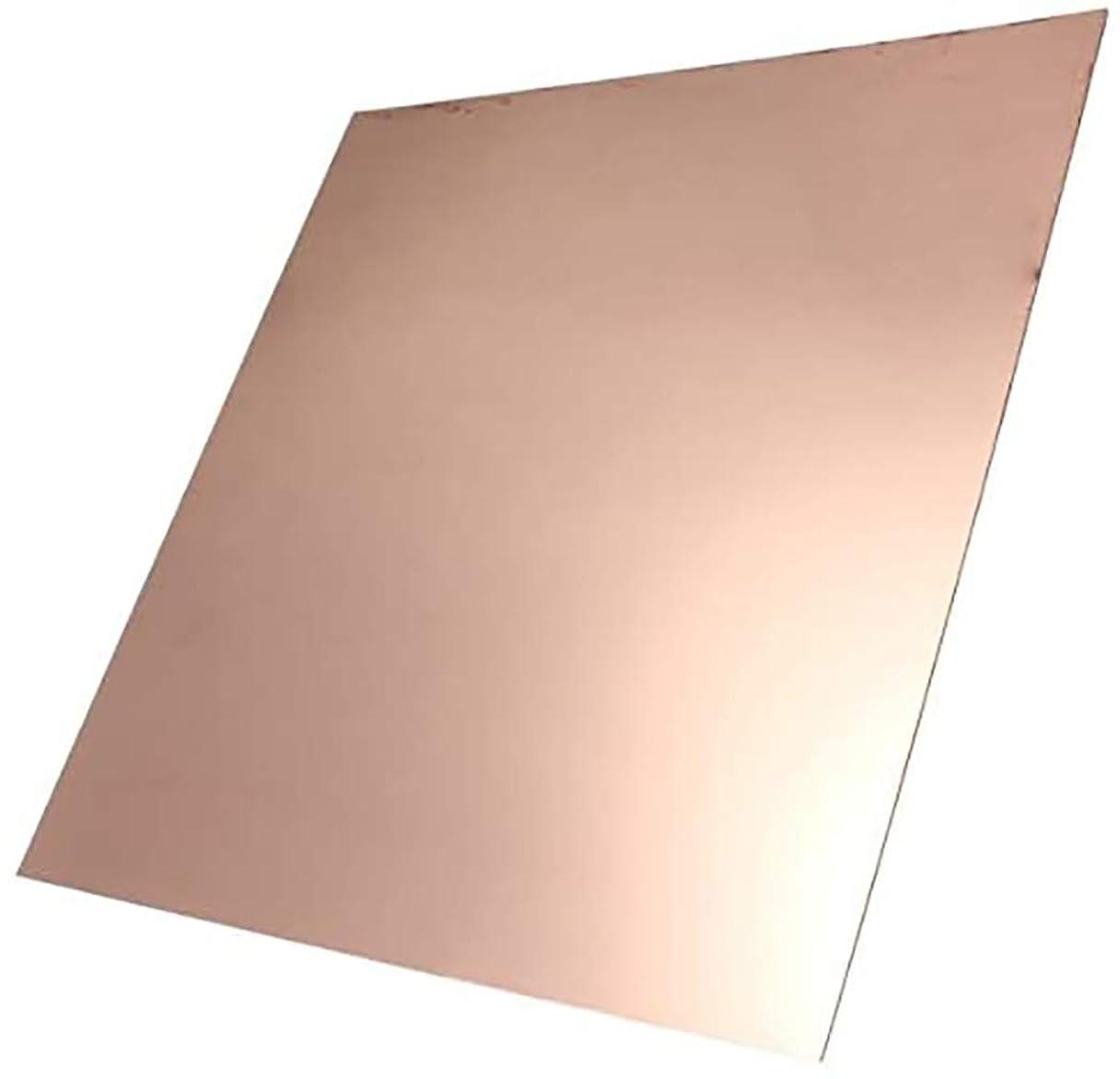 ブロー天のT2銅プレート/シート/純粋な赤銅と導電性の銅プレート,4*100*150