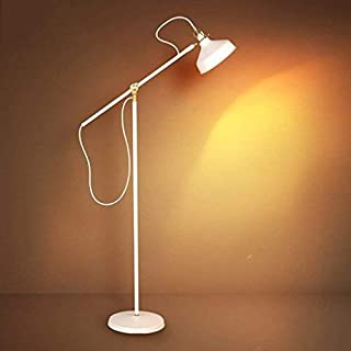 Lampadaire Moderne Simple Lampadaire Salon Lampadaire Chambre Lampe D'étude Creative Bras Long Vertical Lampadaire étude L...
