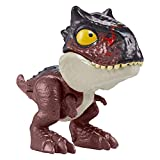 JW Mattel - Jurassic World - Snap Squad Mini Dinosaurios (Mosasaurus)