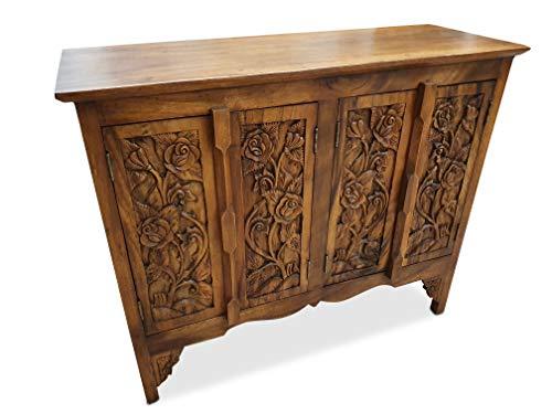 Kinaree Acacia massief houten dressoir, commode Aziatisch SIAM II Koloniaal