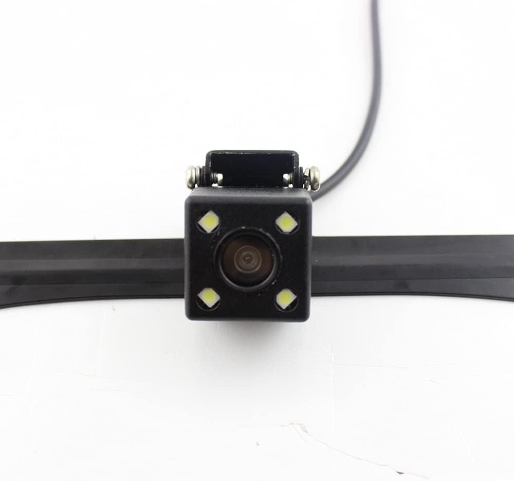 RCA Backup Camera for Car - Waterproof Rearview RCA Backup Camera with CCD Sensor