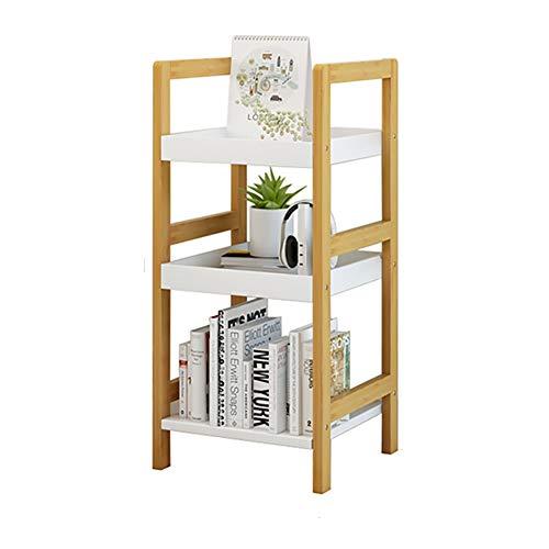 TOPYL Bamboe plank Display Rack Ladder plank waterdicht Multipurpose Moderne Meubilair Voor Thuis Of Kantoor