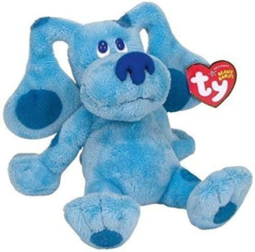 Ty Beanie Baby Blaus Clues [Toys & Games] Holiday Toy by Ty