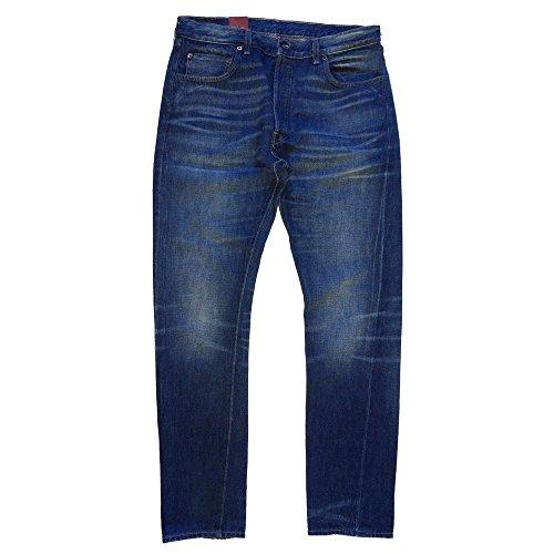 LEVI'S VINTAGE CLOTHING 1966 Custom Jeans Uomo Lavaggio 0010 (W30 L32)