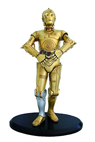 ATTAKUS Star Wars: Elite Collection: C-3PO Resin Statue (2nd Version) image