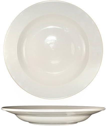 International Tableware RO-105 Cheap SALE Start White 17 Oz Houston Mall CS Pasta Bowl - 12