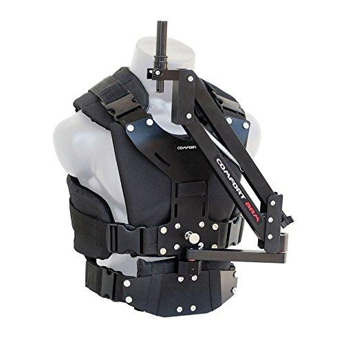Flycam Komfort Stabilisierende Arm Weste für Flycam 5000/3000/DSLR-Nano Handheld Kamera Steadycam Stabilisator bis 7kg Stabilisierung System für Camcorder Stabilisierung (CMFT-AV)