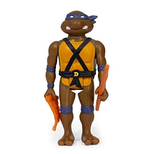 Reaction TMNT Donatello Action Figure Standard