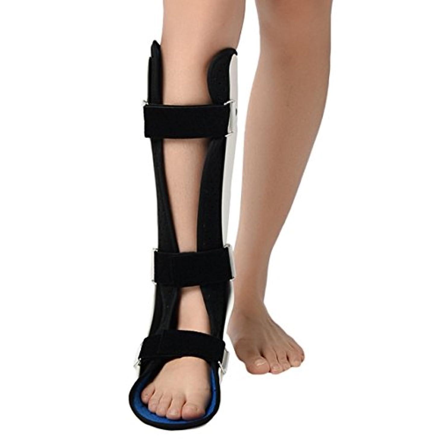 ブラジャー湿気の多い天才アンクル骨折リハビリテーション看護ケア固定足アンクルブーツアンクルブレースサポート足の捻挫足首サポートブレース