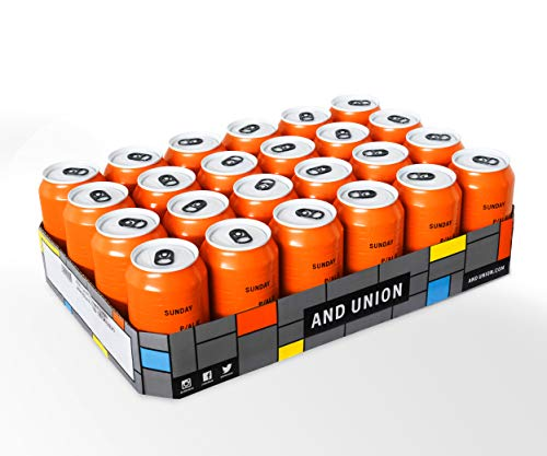 AND UNION Craft Beer - Sunday Pale Ale - 24 x 330ml Dosen - inkl. 6,00€ Pfand