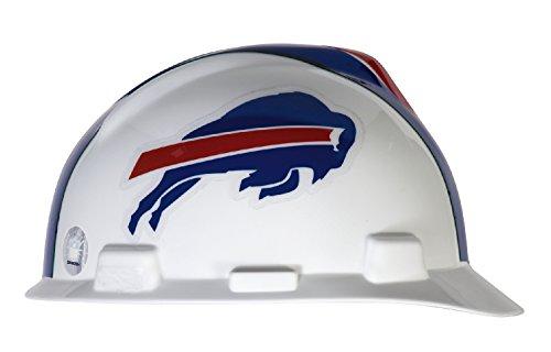 MSA 818387 NFL V-Gard Protective Cap, Buffalo Bills