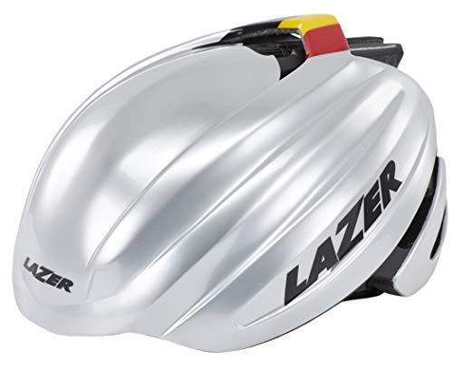 Lazer Z1 Fast Roadbike helmet silver Head circumference 55-59 cm 2016 Roadbike helmet