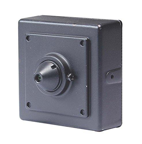 Skyview HD-1080P SDI Mini Spy CCTV Cámara, 3. 7mm Pinhole Fijo Lente, CCTV Seguridad Cámara de Oculto Vigilancia System