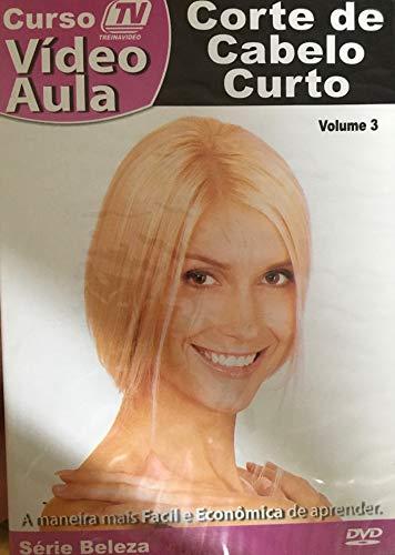 DVD Corte de Cabelo Curto Volume 3