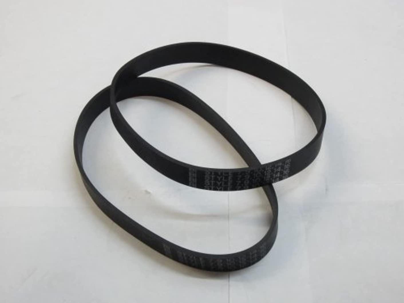 2 BISSELL ORIGINAL BELTS TO FIT 7, 9, 10, 12,14,16 VACUUMS