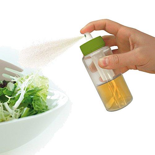 NERTHUS FIH 025 - Spray de aceite & vinagre, Dosificador en spray para aceite y vinagre