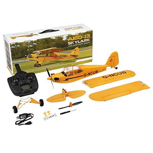 BigKing Modello di Drone Aereo, Drone Aereo RC XK A160 Modello di Drone Aereo Senza spazzole 3D/6G 5CH ad Ala Fissa Telecomando