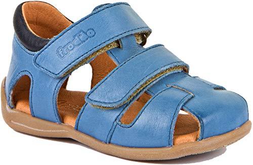 Froddo Lauflerner Sandale Doppelklett Jeans 20