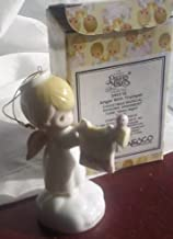 Precious Moments Angel with Trumpet