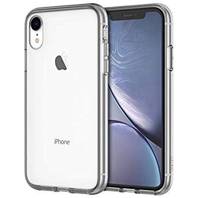 JETech Case for Apple iPhone XR 6.1-Inch, Shock-Absorption Bumper Cover