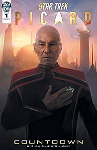 Star Trek: Picard—Countdown 1話 表紙画像