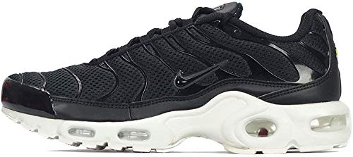 Nike Air Max Plus Br, Scarpe da Ginnastica Uomo, Nero (Black/Summit White/Anthracite), 44 EU
