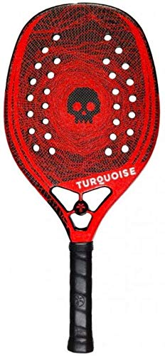 Turquoise Racchetta Beach Tennis Racket Black Death 10.1 Red 2020