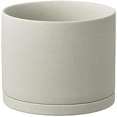 Earth Gray Plant Pot - 5 Inch